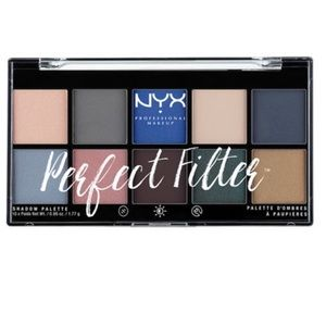 NYX PERFECT FILTER SHADOW FILTER